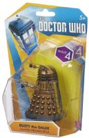 "Doctor Who 3.75"" Wave 4: Rusty the Dalek (from Into the Dalek 2014) - Action Figure"
